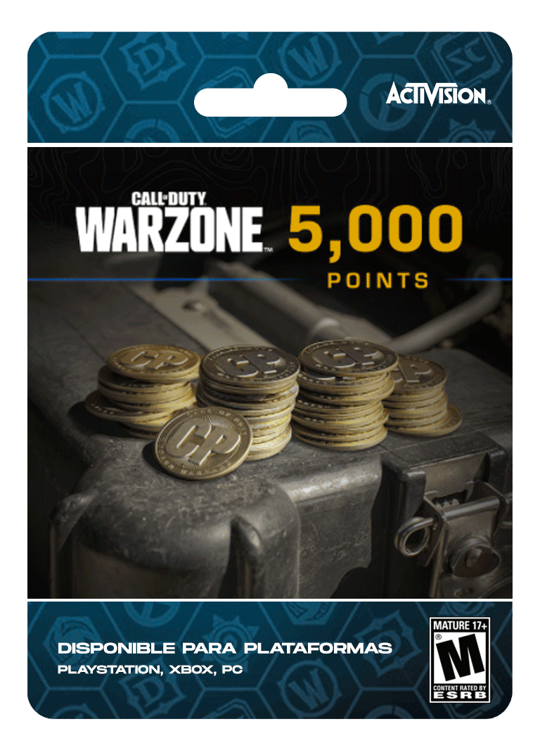 Warzone 5000 CP