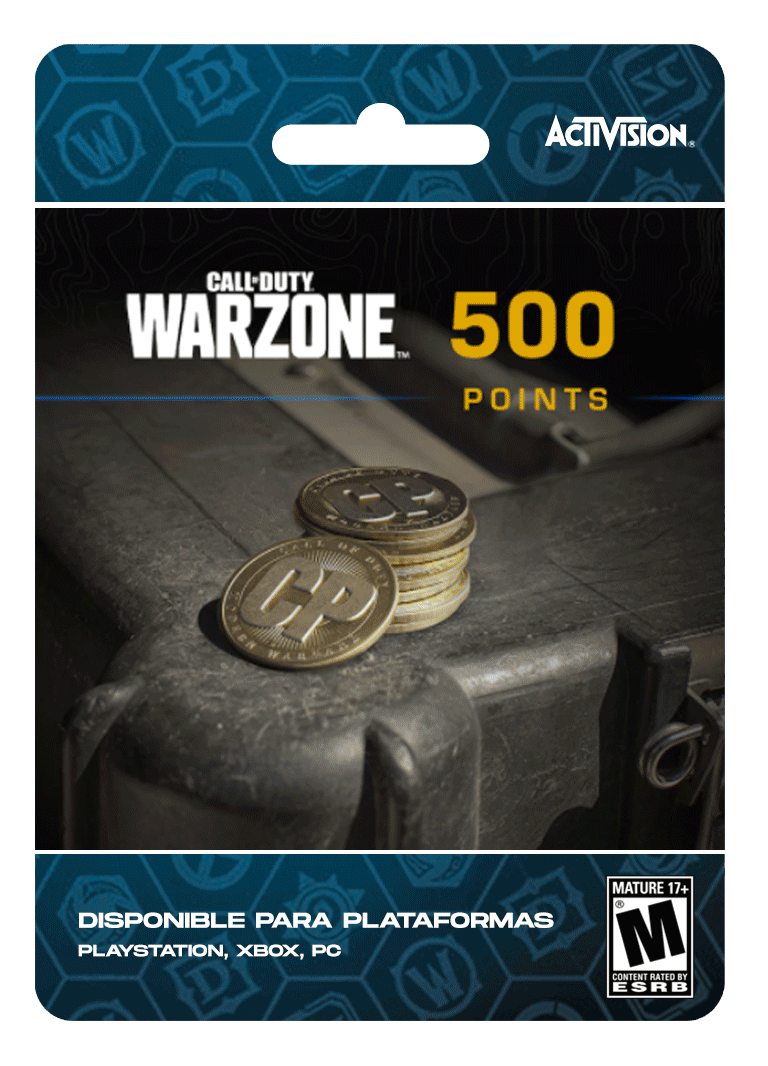 Warzone 500 CP