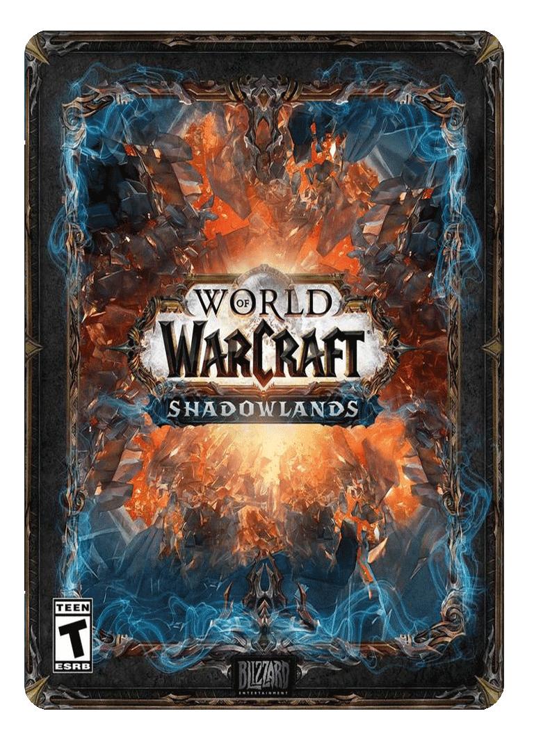 World of Warcraft:Shadowland Standard